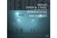 SO Basel/Russel Davies - Sinfonie 4 Heroes Fom The Music Of David Bowie [CD]