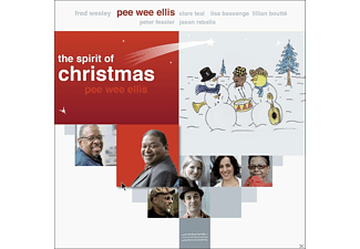 Pee Wee Ellis - The Spirit Of Christmas - (CD)