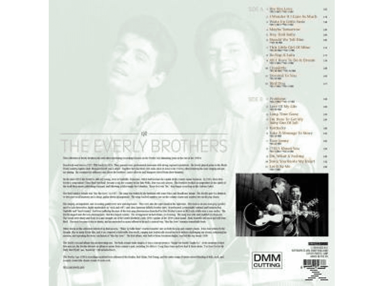The Everly Brothers - For Always [Vinyl]