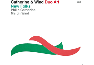 Philip Catherine, Martin Wind - New Folks - (CD)