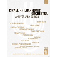 VARIOUS - Israel Philharmonic Orchestra Anniversary Edition [DVD]