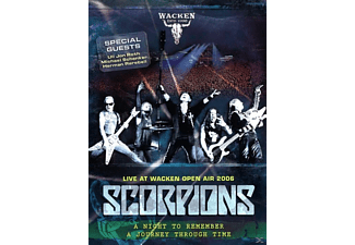 Scorpions - LIVE AT WACKEN OPEN AIR 2006 - (DVD)