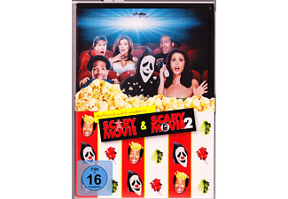 SCARY MOVIE 1&2 - (DVD)