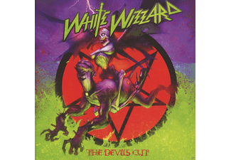 White Wizzard - The Devils Cut - (CD)