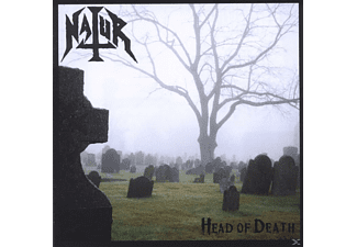 Natur - Head Of Death - (CD)