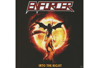 Enforcer - Into The Night - (CD)