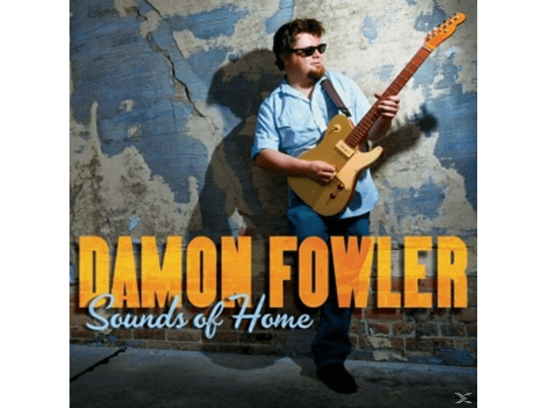 Damon Fowler - Sounds From Home [CD]