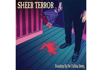 Sheer Terror - Standing Up For Falling Down - (CD)