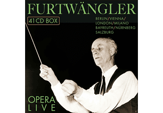 VARIOUS, Various Orchestras - Opera Live - (CD)