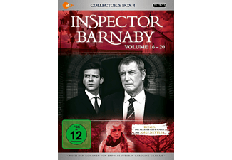 Inspector Barnaby - Collector's Box 4, Vol. 16-20 - (DVD)