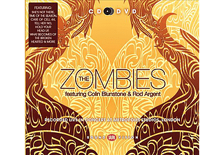 The Zombies - Live At Metropolis Studios 2011 (CD + DVD)