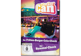 DER RUMMEL-CHECK/DER FRITTEN-BURGER-COLA-CHECK - (DVD)