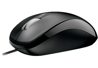 MICROSOFT Compact Optical Mouse 500 fekete (U81-00090)