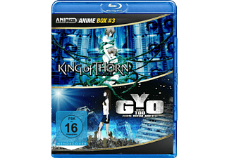 King of Thorn + Gyo - Der Tod aus dem Meer (Anime Box #3) - (Blu-ray)