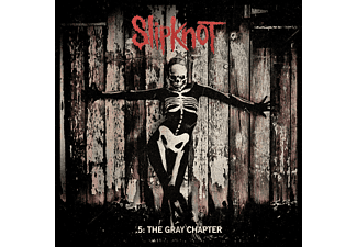 Slipknot - .5 The Gray Chapter CD