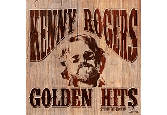 Kenny Rogers - Golden Hits [CD]