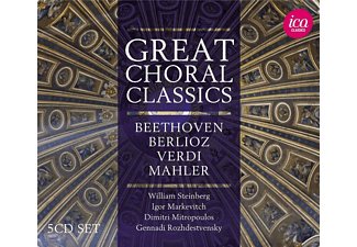 VARIOUS - Great Choral Classics - (CD)