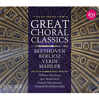 VARIOUS - Great Choral Classics [CD]