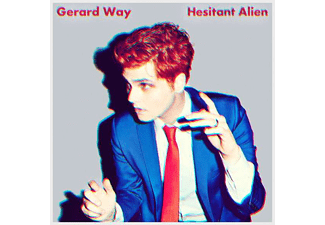 Gerard Way - Hesitant Alien (CD)