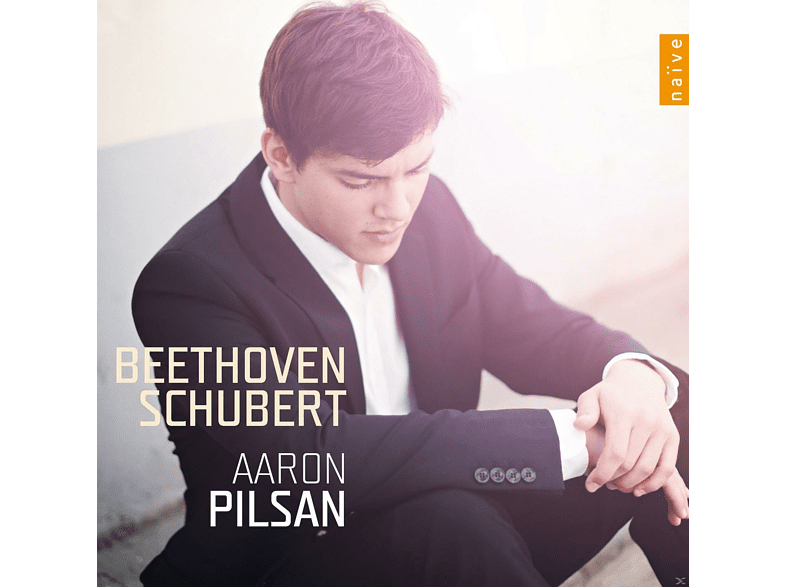 Pilsan Aaron - Beethoven / Schubert [CD]