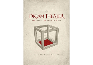 Dream Theater - Breaking The Fourth Wall - Live From The Boston Opera House (DVD)