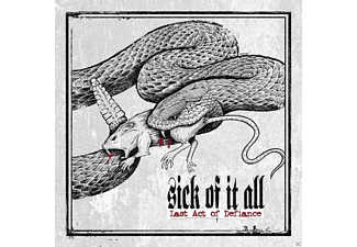 Sick Of It All - Last Act Of Defiance - (CD)