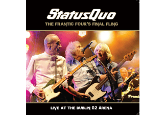 Status Quo - Frantic Four's Final Fling-Live In Dublin - (CD)
