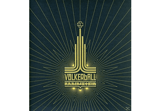 Rammstein - VÖLKERBALL (SPECIAL EDITION-CD-PACKAGE) - (DVD + CD)