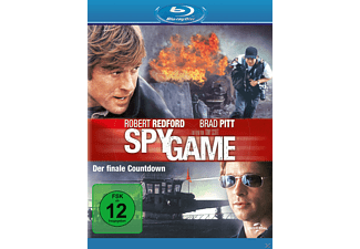 Spy Game - Der finale Countdown - (Blu-ray)