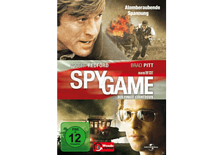Spy Game - Der finale Countdown - (DVD)