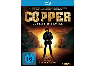 Copper - Justice is brutal - Staffel 1 - (Blu-ray)