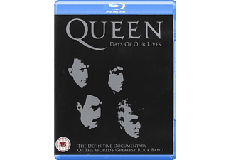 Queen - DAYS OF OUR LIVES - (Blu-ray)