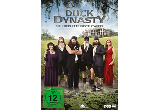 Duck Dynasty - (DVD)