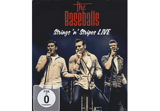 The Baseballs - STRINGS N STRIPES LIVE - (Blu-ray)