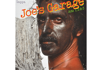 Frank Zappa - Joe's Garage Acts 1, 2 & 3 - (CD)
