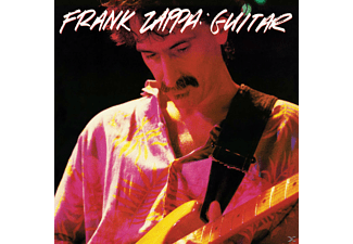 Frank Zappa - Guitar [CD]