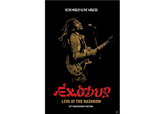 Bob Marley & The Wailers - Exodus - Live At The Rainbow (30th Anniversary Edt.) [DVD]