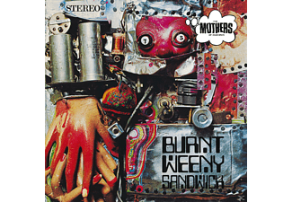 Frank Zappa, The Mothers Of Invention - Burnt Weeny Sandwich - (CD)