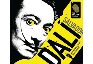 VARIOUS - Salvador Dali-The Icons Series [CD]