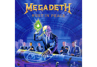 Megadeth - RUST IN PEACE (REMASTERED) - (CD)