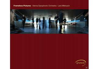 Vienna Saxophonic Orchestra, Lars Mlekusch - Frameless Pictures - (CD)