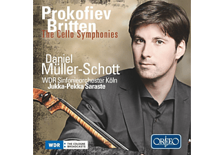 Daniel Müller-schott, Wdr Sinfonieorchester - The Cello Symphonies - (CD)