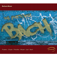 Barbara Moser - My Personal B-A-C-H [CD]