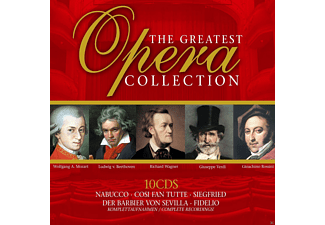Wiener Philharmoniker, Orchester der Scala Mailand - The Greatest Opera Collection - (CD)