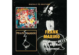 Frank Marino - Power Of Rock And Roll / Juggernaut [CD]