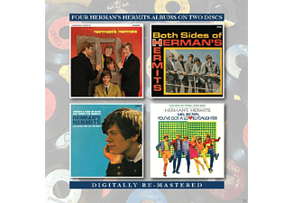 Herman's Hermits - Herman's Hermits/Both Sides Of/There's A.../Mrs B - (CD)