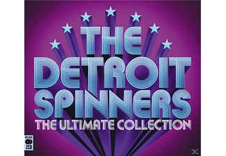 The Detroit Spinners - The Ultimate Collection - (CD)