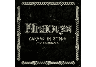 Mithotyn - Carved In Stone-The Discography - (CD)