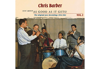 Chris Barber - Just About As Good As It Gets! - (CD)