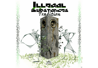 Illegal Substances - Tradition - (CD)